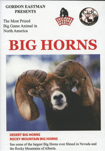 BIG HORNS DVD