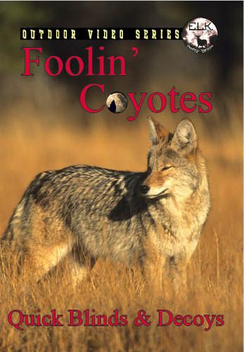 FOOLIN' COYOTES DVD