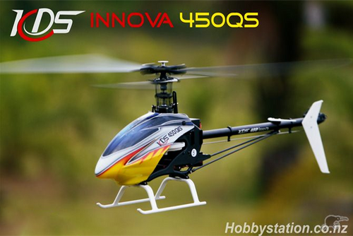 2017 KDS innova 450QS 3D RC helicopter (Ready to Fly)