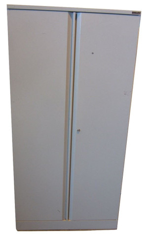 Bisley Metal Storage Cupboard (691-22C-DE1)