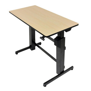 Ergotron Adjustable Standing Desk (147-98E-1BA)