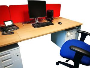 Pod of 6 Maple Desks (646-3D9-0EE)