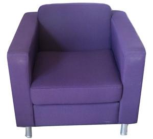 OCEE Design Ltd Purple Armchair (5DD-889-BE8)