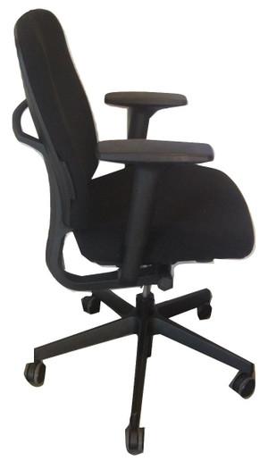 Senator Stroll Black Operator Chair (0FF-B2B-F23)