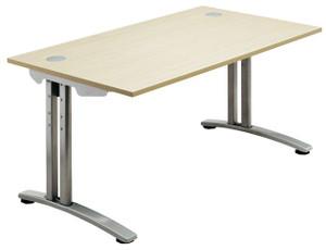 Maple FT2 Straight Desk (B80-180-ABA)