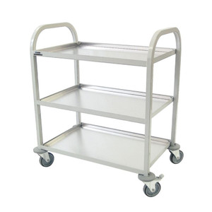 Craven & Co Ltd Stainless Steel Trolley (2C0-BFF-560)