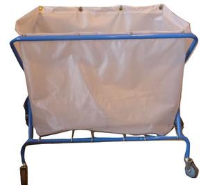 Blue Parcel Trolley (B23-4B6-0CB)
