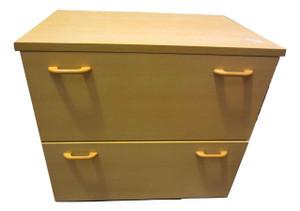 Beech Wooden Filing Drawer (052-837-001)
