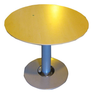 Beech Round Table (1E1-216-C38)