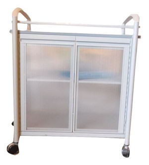 Plastic Mobile Storage Unit (AE7-34B-CB9)