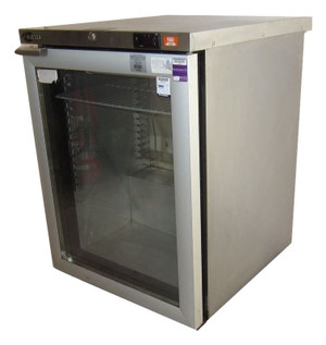 Fosters HR150 Glass Front Fridge (87C-2BA-134)