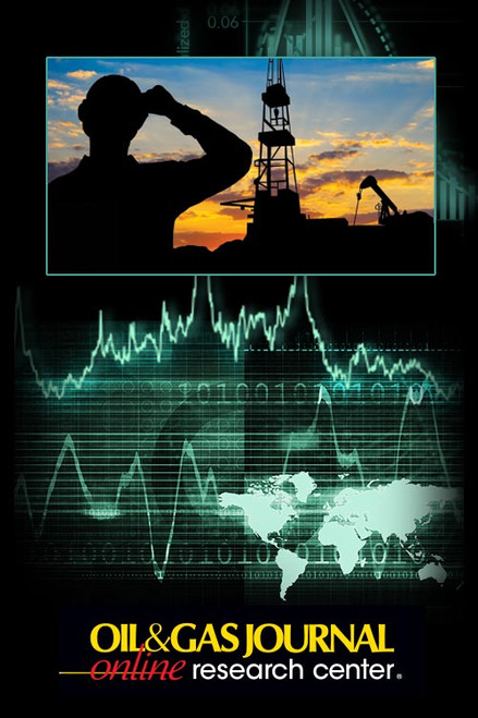 Total United States Active Drilling Rigs Offshore - Monthly