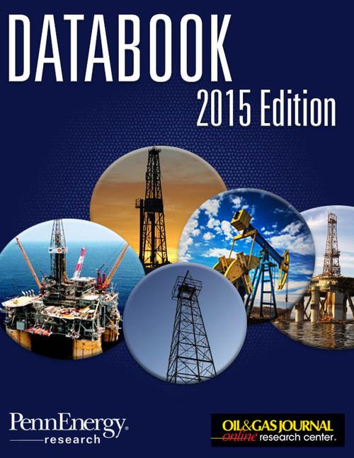OGJ DATABOOK - 2015