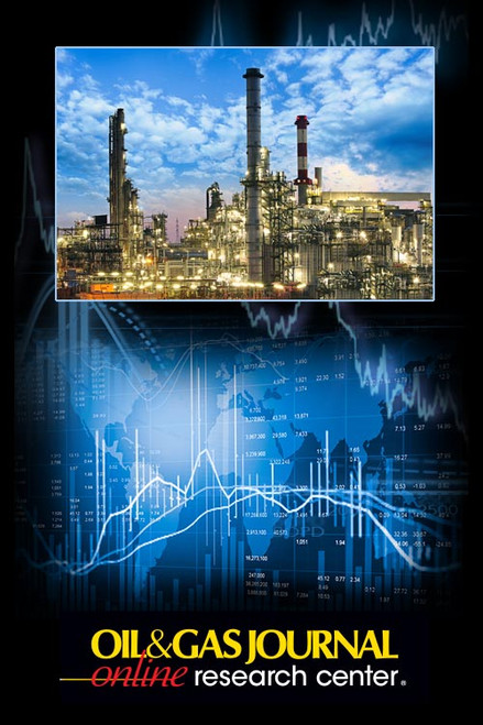 Worldwide Refinery Survey and Complexity Analysis - 2000