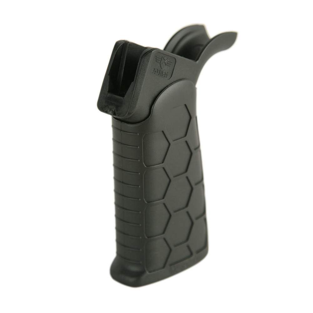 Advanced Tactical Grip-Black