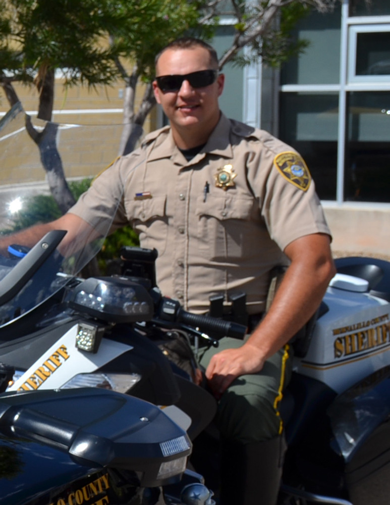 SENTRY Products Group helps Sheriff's Deputy Get Back into Competition Shooting
