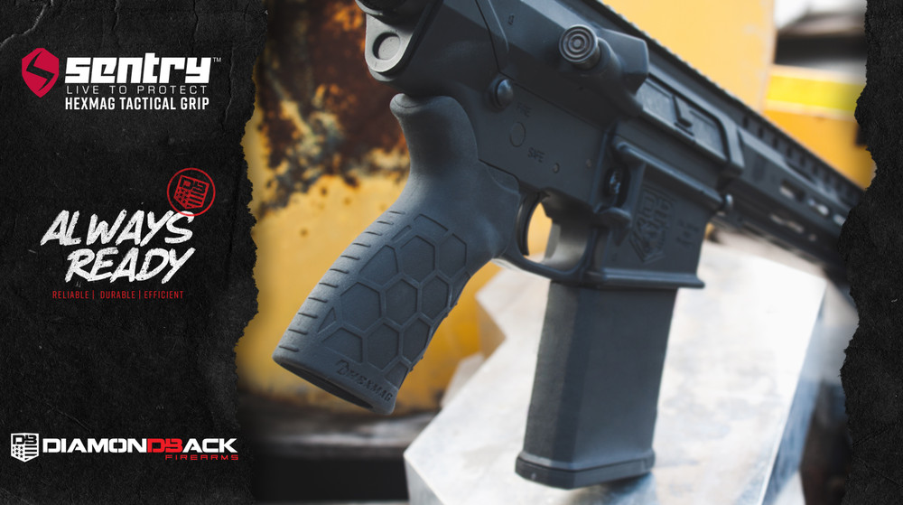 SENTRY Products Group and Diamondback firearms create new OEM partnership
