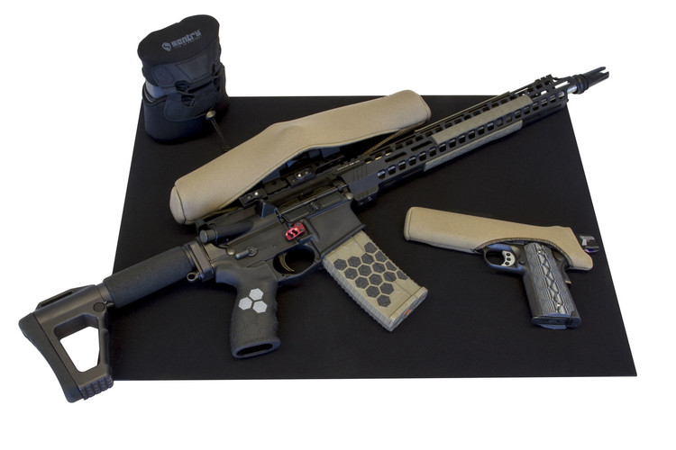 SENTRY Range Mat