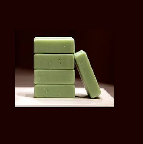 Handmade Seafoam Soap Bar