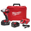 Milwaukee M18 2 SPEED 1/4 HEX IMPACT DRIVER XC KIT