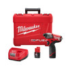 Milwaukee M12™ FUEL™ 1/4 HEX IMPACT DRIVER KIT W/2 BAT