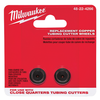 Milwaukee 2pc Close Quarters Cutter Replacement Blades