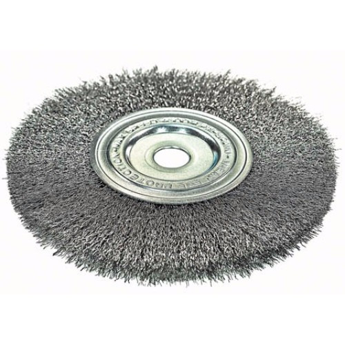 "Alfa Tools 3"" x 1/2"" COARSE WIRE WHEEL IN CLAMSHELL"