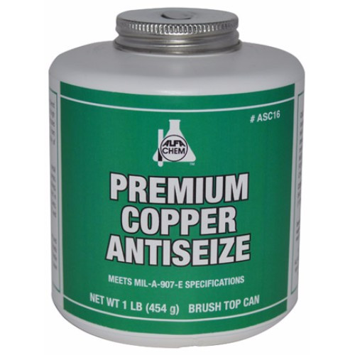 Alfa Tools 8OZ PREMIUM COPPER ANTI-SEIZE