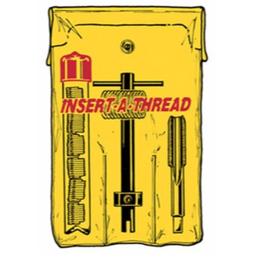 Alfa Tools 1-11-1/2 NPT HELICAL THREAD INSERT KIT