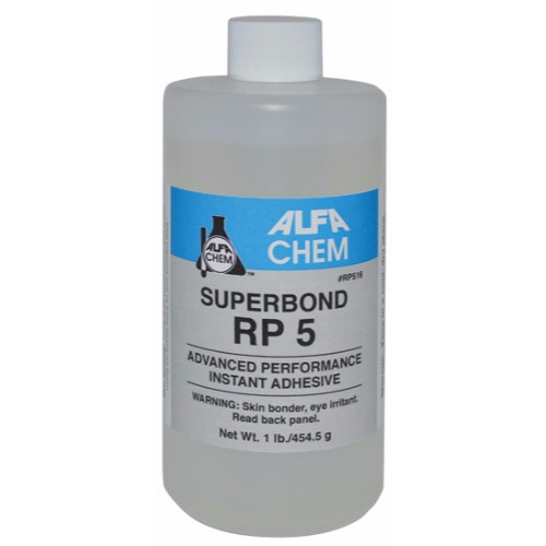 Alfa Tools 1 LB. RP1500 SUPERBOND ADHESIVE