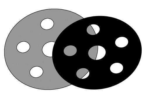 """Alfa Tools 3"""" HOOK & LOOP-PSA CONVERSION DSC HOLDER"""