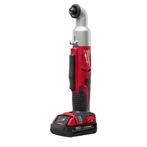 "Milwaukee M18™  2-SPEED 1/4"" RIGHT ANGLE IMPACT DRIVER 1CT KIT"