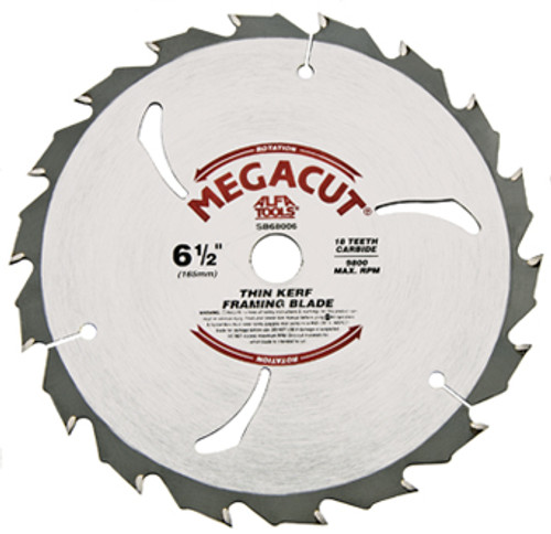 "Alfa Tools 12""X60T FINISH CARBIDE TIPPED SAW BLADE"