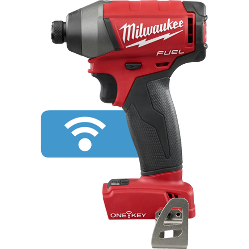 "Milwaukee M18 FUEL™  1/4"" HEX IMPACT DRIVER WITH ONE-KEY™ BARE"