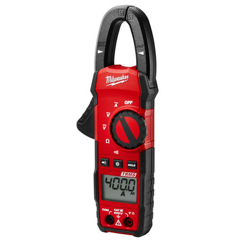Milwaukee CLAMP METER 400 AMP