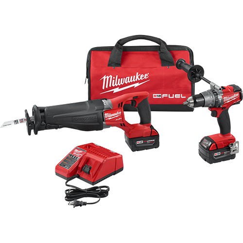 Milwaukee M18 FUEL™ 2-TOOL COMBO KIT