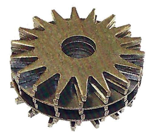 Alfa Tools #1 STAR WHEEL SET