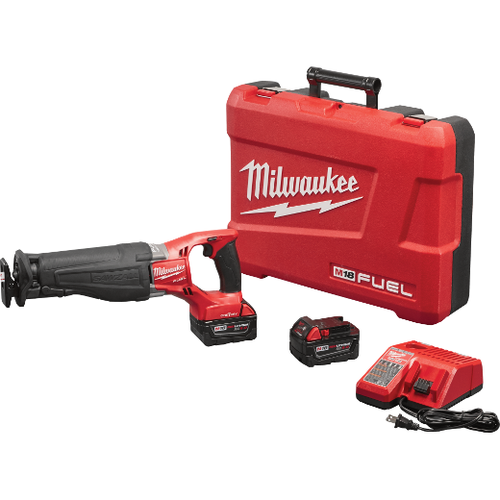 Milwaukee M18 FUEL WL SAWZALL KIT