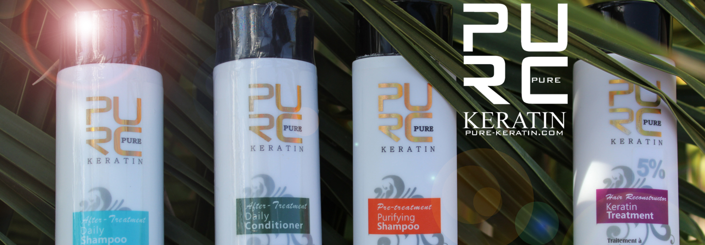 LIMITED EDITION! Purifying Shampoo + Daily Shampoo + Keratin Treatment + Daily conditioner for only USD $35 - 35€ - 2.100 Py6
