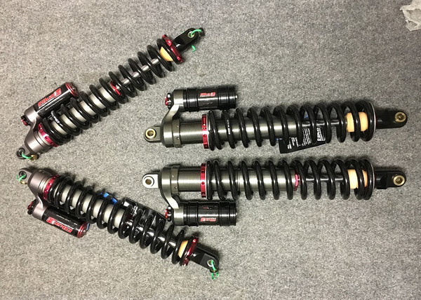 Elka Stage 5 Suspension Upgrade
