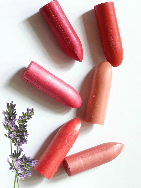 Handmade, Natural Lavender Lipstick