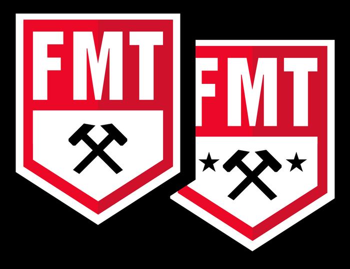 FMT Blades + FMT Advanced - April 28 29, 2018- Sacramento, CA