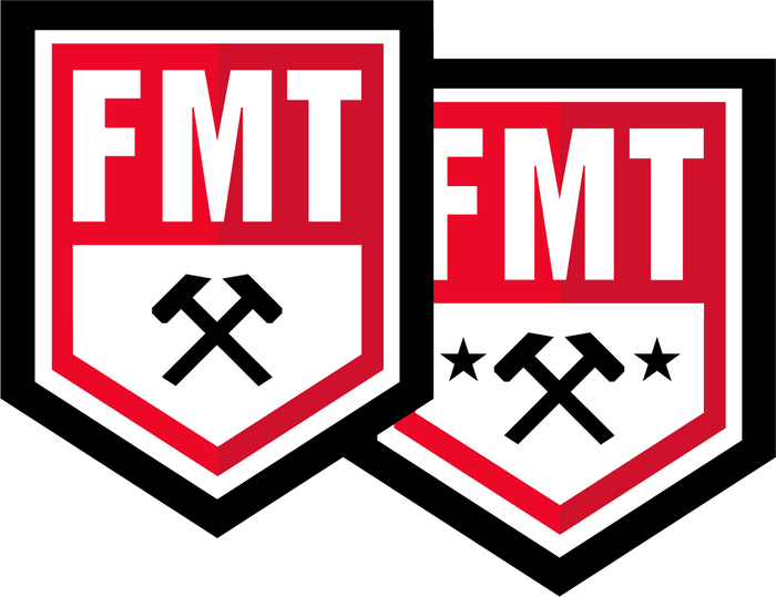 FMT Blades + FMT Advanced - September 15 16, 2018- Scotch Plains, NJ