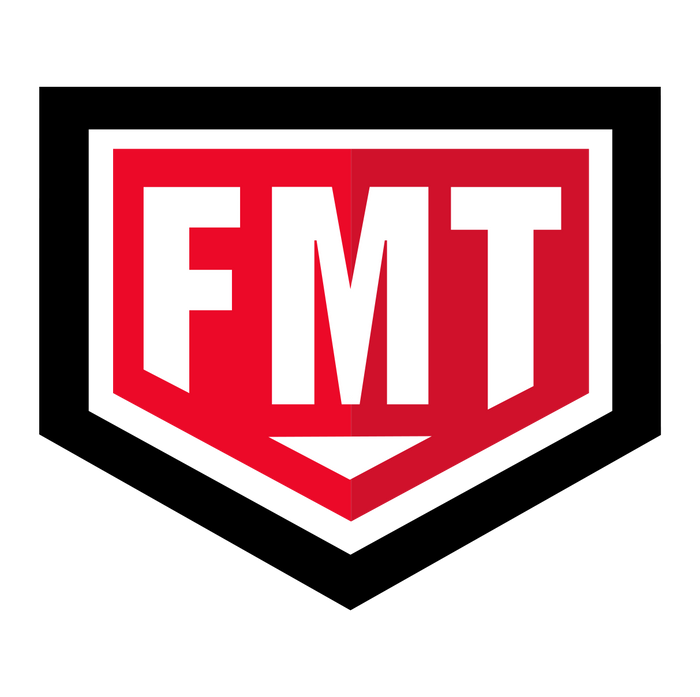 FMT - September 8 9, 2018 - Covina, CA - FMT Basic/FMT Performance
