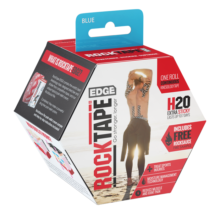 RockTape Edge -  Blue