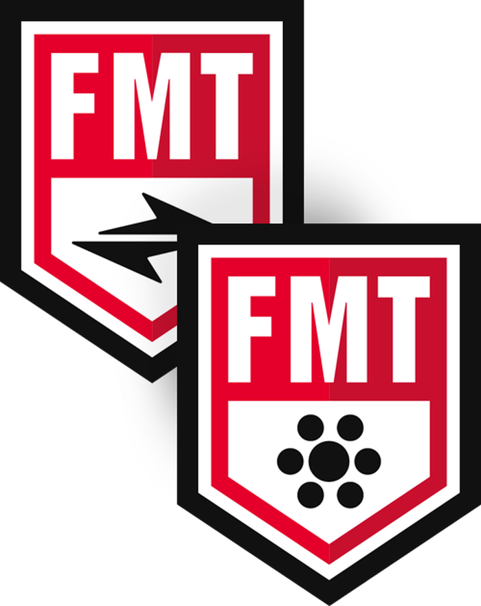 FMT - November 10 11, 2018 -Portland, OR - FMT RockPods/FMT RockFloss