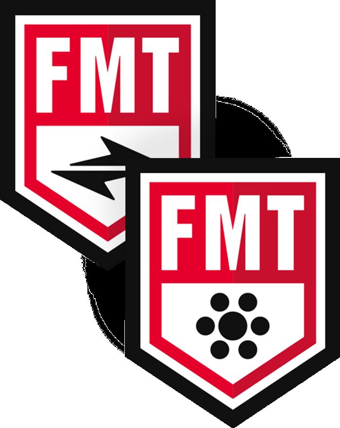 FMT - October 13 14, 2018 -New York, NY - FMT RockPods/FMT RockFloss