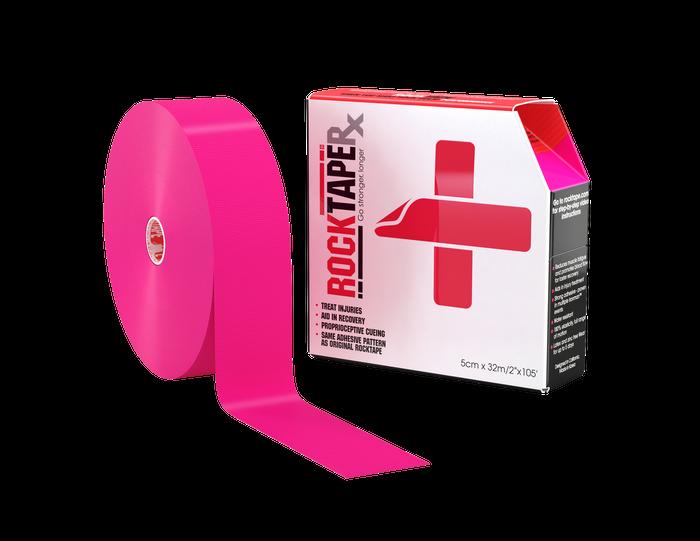 "2"" RockTapeRx Pink - Bulk"