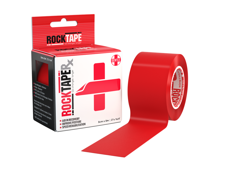 "2"" Red RockTapeRx"
