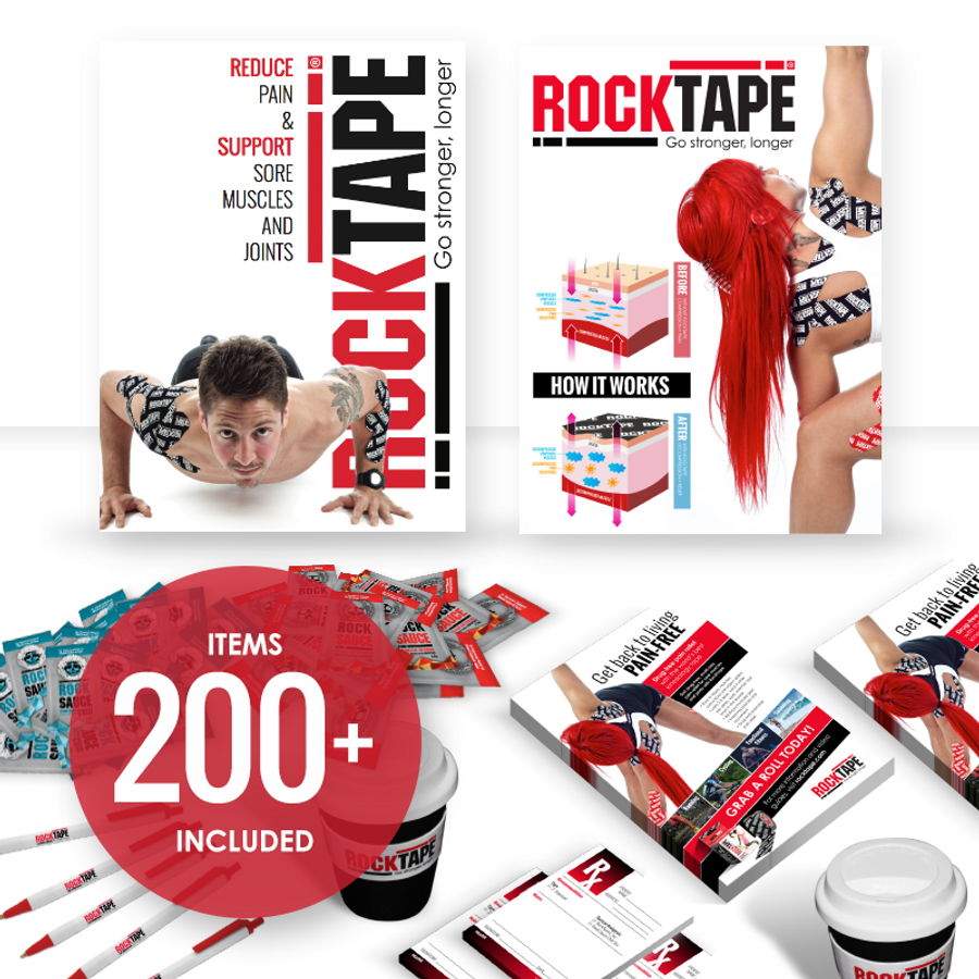 AMP Medical Retailing Marketing Kit